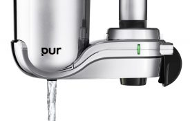 A Pur Water Filter for Less Contaminated Water
