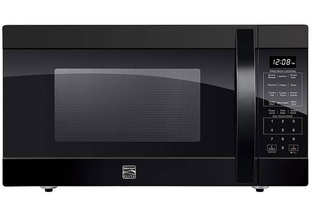Kenmore Microwave Oven Elite Countertop 79399 Review