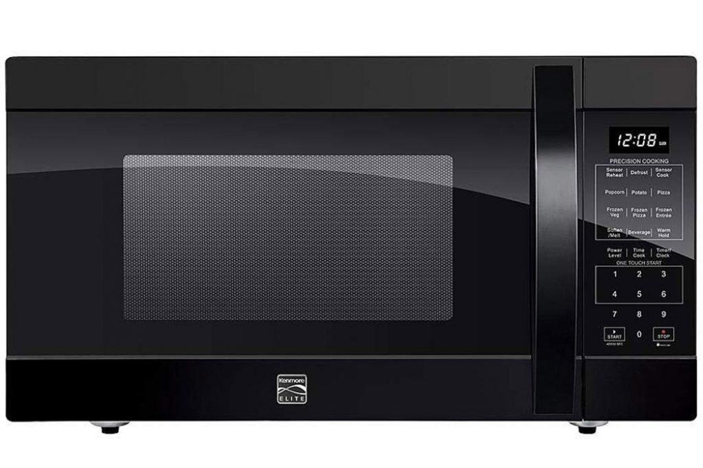 Kenmore Microwave Oven Elite Countertop 79399 Review