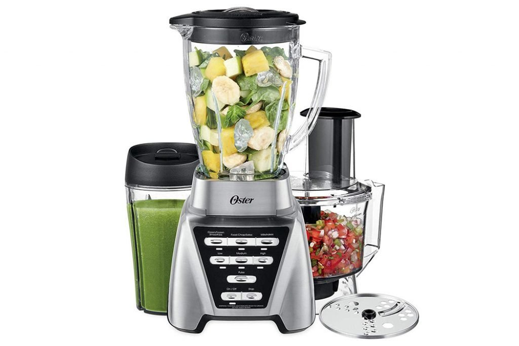 Stainless Steel Oster Pro 1200 Blender Review