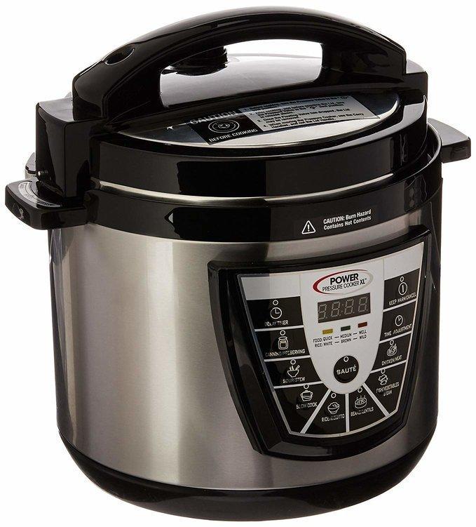 Power pressure cooker