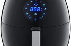 GoWISE USA Air Fryer 3.7-Quart Programmable, GW22621 Review