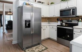 How Much Does A Refrigerator Weigh?